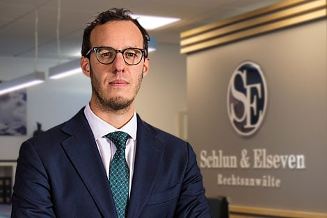 Lawyer and Partner of Schlun & Elseven Rechtsanwälte